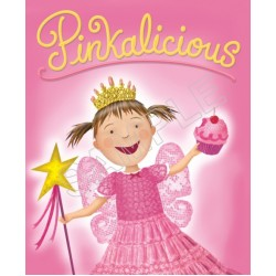 Pinkalicious T Shirt Iron on Transfer Decal #1