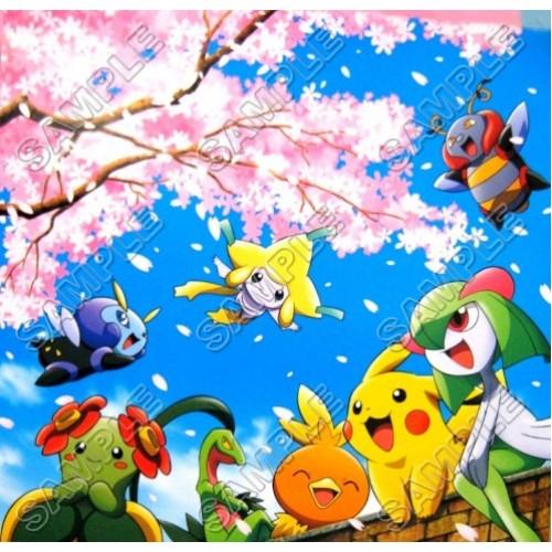 Pokemon T Shirt Iron on Transfer Decal #31 by www.shopironons.com