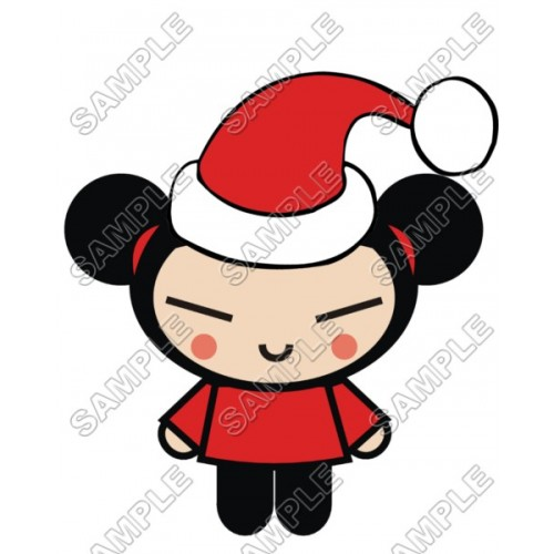 Pucca Christmas T Shirt Iron on Transfer Decal #57 by www.shopironons.com