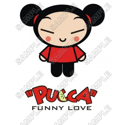 Pucca Garu T Shirt Iron on Transfer Decal #10 by www.shopironons.com