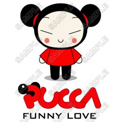 Pucca Garu T Shirt Iron on Transfer Decal #9