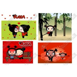 Pucca T Shirt Iron on Transfer Decal #12