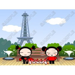 Pucca T Shirt Iron on Transfer Decal #14