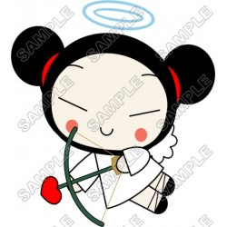 Pucca Valentines T Shirt Iron on Transfer Decal #8