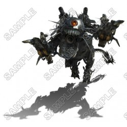 Ravage Transformers T Shirt Iron on Transfer Decal #23