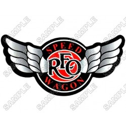 REO Speedwagon T Shirt Iron on Transfer Decal #1