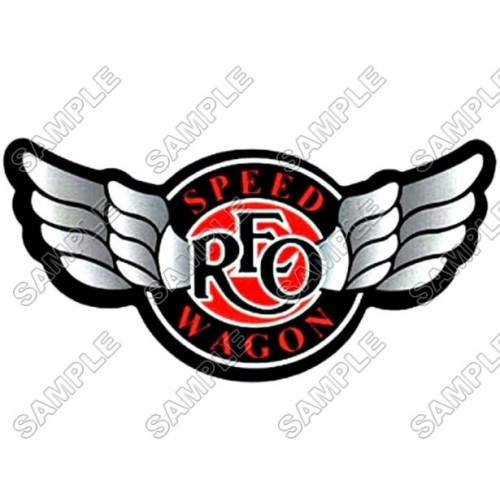 REO Speedwagon T Shirt Iron on Transfer Decal #1 by www.shopironons.com
