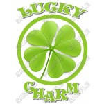 Saint Patrick s ~ Lucky Charm ~ T Shirt Iron on Transfer Decal #1 by www.shopironons.com