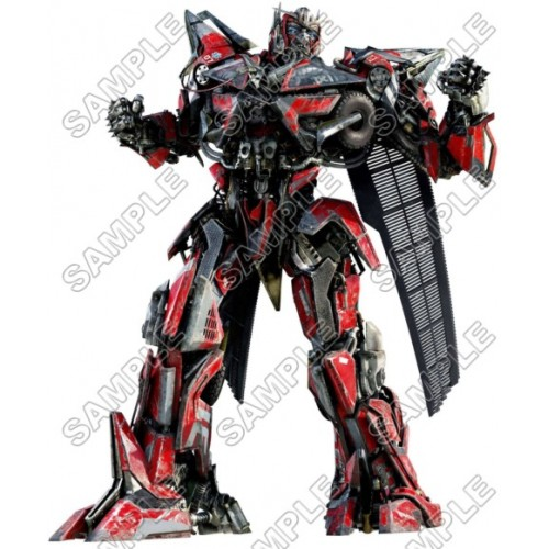 Sentinel Prime Transformers T Shirt Iron on Transfer Decal #25 by www.shopironons.com