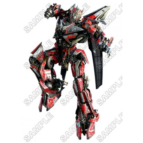 Sentinel Prime Transformers T Shirt Iron on Transfer Decal #26 by www.shopironons.com