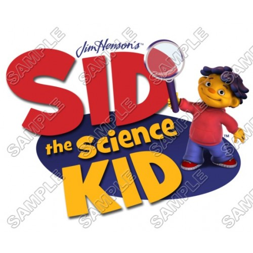 Sid the Science Kid T Shirt Iron on Transfer Decal #1 by www.shopironons.com
