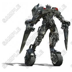 Sideswipe Transformers T Shirt Iron on Transfer Decal #32