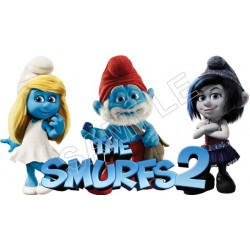 ~ Smurfs 2 ~ T Shirt Iron on Transfer Decal #66