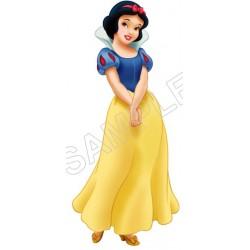 Snow White T Shirt Iron on Transfer Decal #37