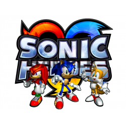 Sonic T Shirt Iron on Transfer Decal #28