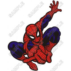 Spider-Man T Shirt Iron on Transfer Decal #5