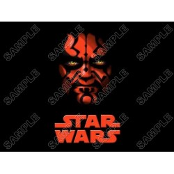 Star Wars T Shirt Iron on Transfer Decal #16