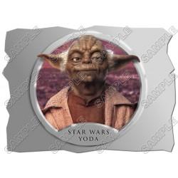 Star Wars Yoda T Shirt Iron on Transfer Decal #31