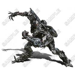 Starscream Transformers T Shirt Iron on Transfer Decal #30