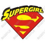 SuperGirl T Shirt Iron on Transfer Decal #2 by www.shopironons.com