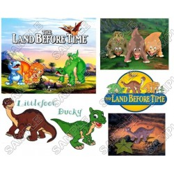 The Land Before Time T Shirt Iron on Transfer Decal #1