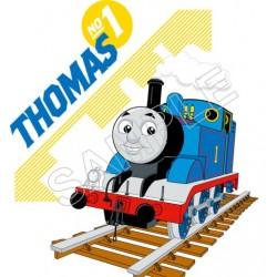 Thomas the Train T Shirt Iron on Transfer Decal #6