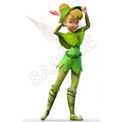 Tinker bell T Shirt Iron on Transfer Decal #34