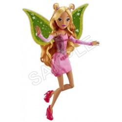 Winx Club Fairy Flora T Shirt Iron on Transfer Decal #91