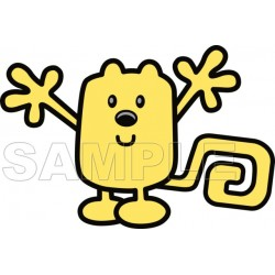 Wow Wubbzy T Shirt Iron on Transfer Decal #3