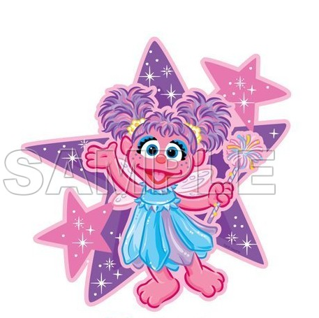 Abby Cadabby T Shirt Iron On Transfer Decal 3