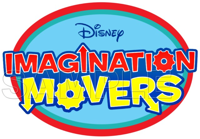 Imagination Movers Logo T Shirt Iron on Transfer Decal #4 (Imagination Movers) by www.shopironons.comDelivery Information