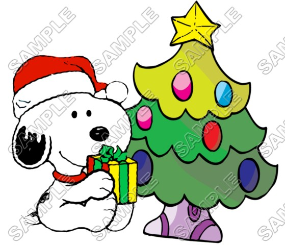 peanuts snoopy charlie brown christmas t shirt iron on transfer decal 5