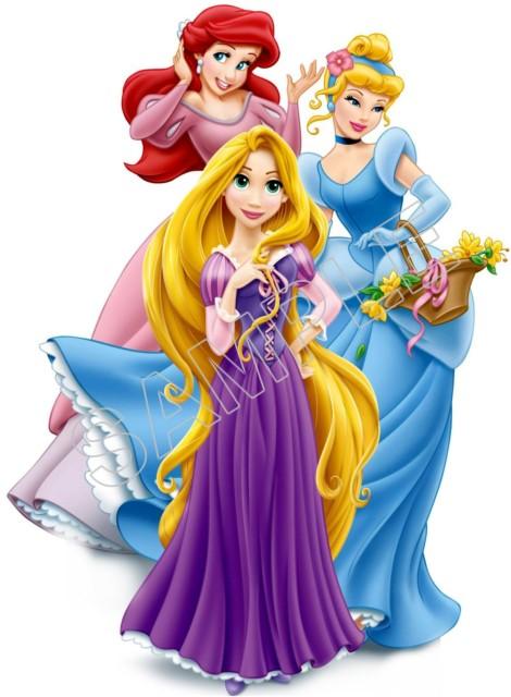 Rapunzel ariel princess t shirt iron on transfer decal 57 - Rapunzel pictures download ...