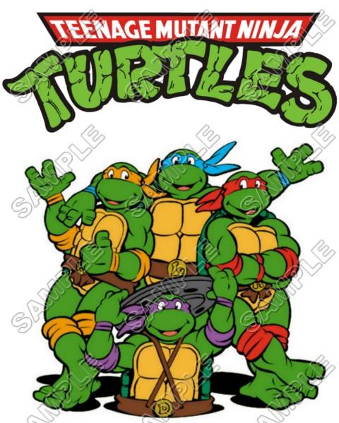 Teenage mutant ninja turtles t shirt iron on transfer decal 6 voltagebd Gallery